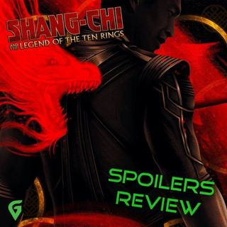 """""""Am I STILL On The Air?"""" Shang-Chi SPOILER Review"""