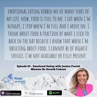Emotional Eating with Jessica Procini