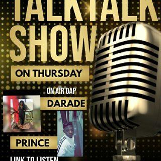 Episode 1 - Talk Talk Show