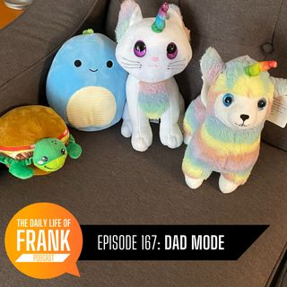 Episode 167: Dad Mode // The Daily Life of Frank