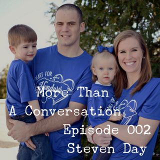 #002 Steven Day, Missionary to Honduras