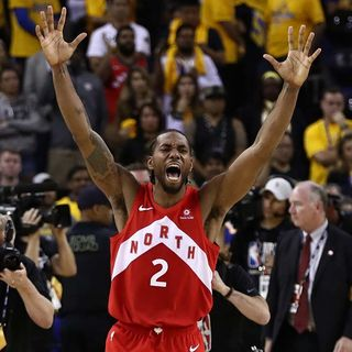 Toronto Raptors Win NBA Championship