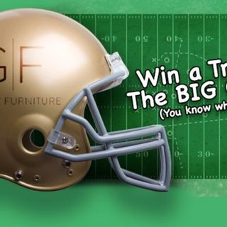 Win a Trip to The Big Game thanks to Gallery Furniture