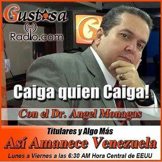 #CaigaQuienCaiga Venezuela entra en la etapa más difícil parte 3