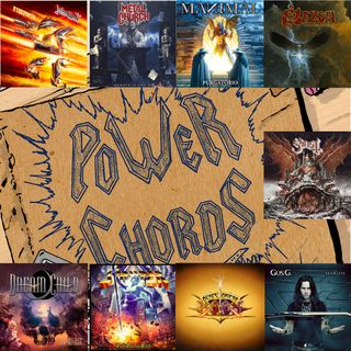 Power Chords Podcast: Track 32--Our Favorites of 2018