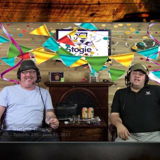 Stogie Geeks #235 - Why Is The Rum Gone?