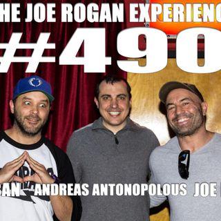 #490 - Andreas Antonopoulos