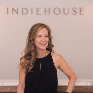 Carrie Hadley with INDIEHOUSE Modern Fragrance Bar