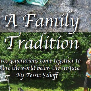 """Tessie Schoff discuss' her article """"A Family Tradition"""""""