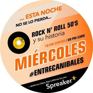 N° 24 - Rock de los 50's !!!