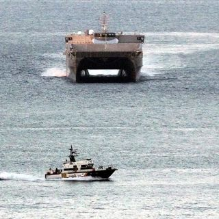Gibraltar Intercepts Spanish Boat Away From US Navy Ship