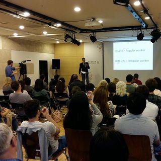 "Public Sewol Discussion With LA Times' Steven Borowiec At ""Seoul Book & Culture Club"""