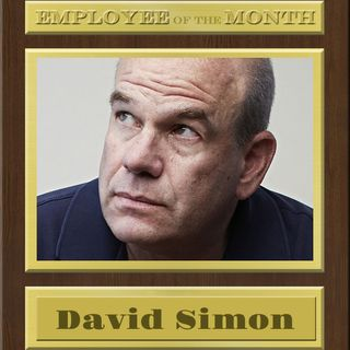 DAVID SIMON on Edward Snowden, porn, & more.