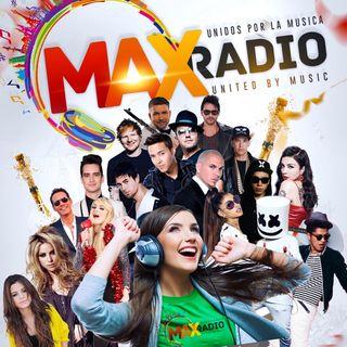 Max Radio First Podcast