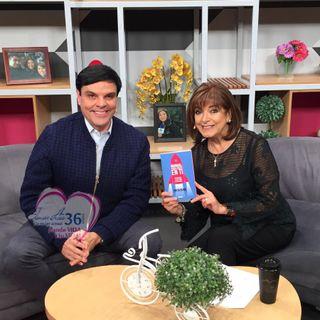 Jessie Cervantes, Coach personal, nos presenta  su nuevo libro: Manual para creer en ti.