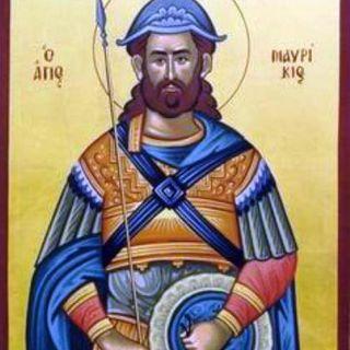 San Mauricio, mártir