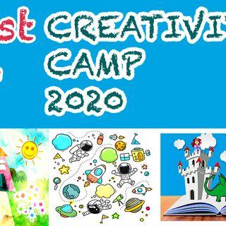 Radio Proinfancia en directo 28-07-2020 Creativity Camp La Canción del verano