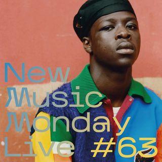 New Music Monday Live #63