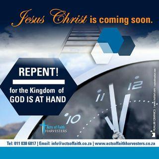Jesus Christ is Coming Soon Part 3
