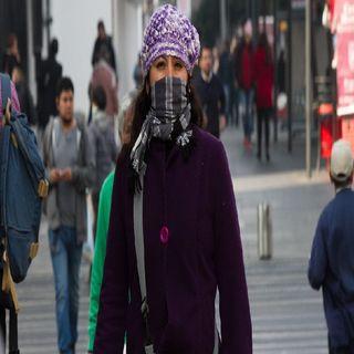 Alerta por frío en la CDMX