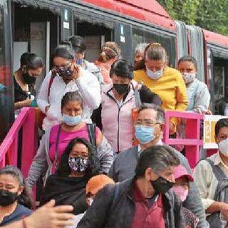Metrobús ya inició operaciones en Línea 12 del Metro