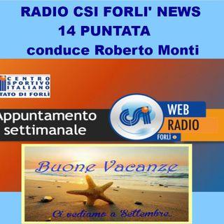 Radio CSI Forli'News 14 Puntata