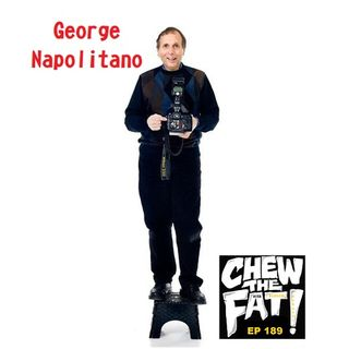 CtFwDd - EP189 - George Napolitano, Photographer of the STARS!
