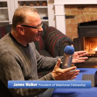 01 Welcome to Apologetics Profile with James Walker