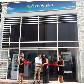 Primera Tienda Movistar y Huawei en Cartagena