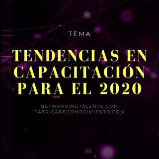 Tendencias en capacitación para el 2020