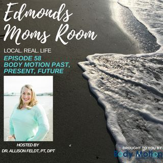 Episode 58 Body Motion Past, Present, Future