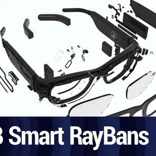 Facebook's Smart RayBans | TWiT Bits
