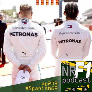 6: e243 - The irrelevance of Ferrari strategy | The NR F1 Podcast