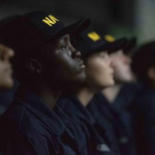 #13 Navy Recruit Training: NSW Track
