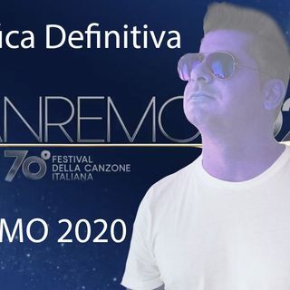 sanremo-2020 classifica finale