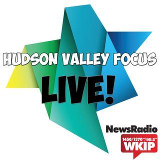 HUDSON VALLEY FOCUS LIVE WITH TOM SIPOS DAN KELTING INVASIVE SPECIES WATERCRAFT