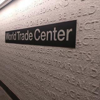 Cortland WTC El Subway vuelve a parar los pies del coloso