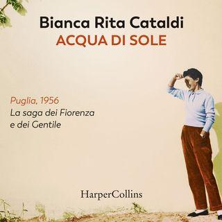 """Bianca Rita Cataldi """"Acqua di sole"""""""