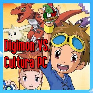 Digimon Contra La Cultura PC