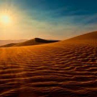 Ir al desierto para preparar la Pascua (8.4.17)