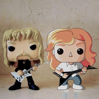 Blasfemo I - Un new mix para empezar!! 1st ep Megadeth vs Metallica