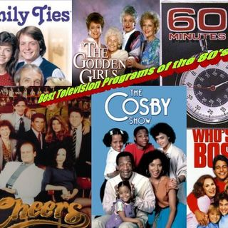 Best of 80's Television