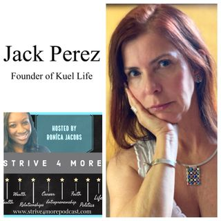 Women Living A Kuel Life During Their Second Act w/ Jack Perez