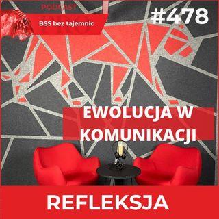 #478 Ewolucja komunikacyjna w Pro Progressio