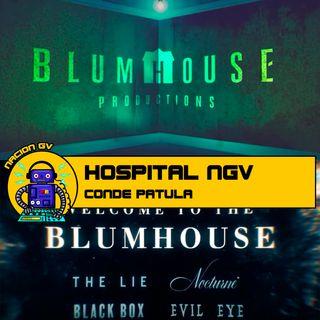 Coleccion de terror de Blumhouse - review - 18 de octubre