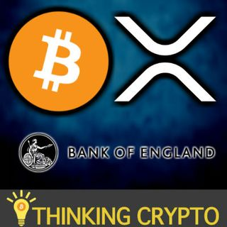 XRP or BITCOIN To Be New World Reserve Currency? Mark Carney Bank of England Virtual Currency