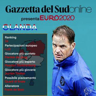 """Euro 2020 Girone C, """"Gazzetta presenta"""": l'Olanda può tornare grande dopo la frenata"""