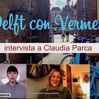 Ep.2 A Delft con Vermer, intervista a Claudia Parca