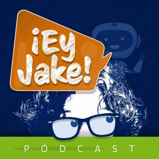 Te invitamos a oír y seguir nuestro nuevo proyecto: ¡Ey Jake!