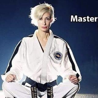 Interview with Master Natasa Manavaki VII